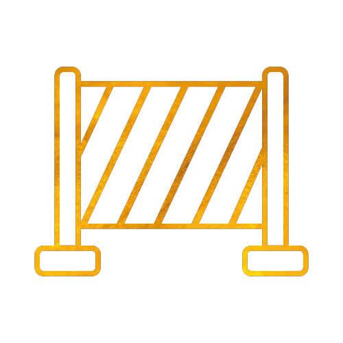 Bauträger Schild Bauschild